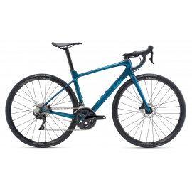 Vélo route femme langma advanced 2 disc 105 2019