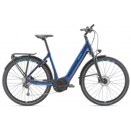 Vélo electrique ville Giant AnyTour E+2 LDS Power 500W 2019