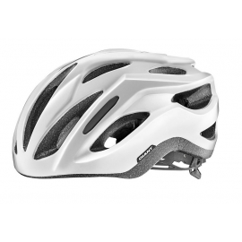 Casque velo Giant Rev comp blanc mat