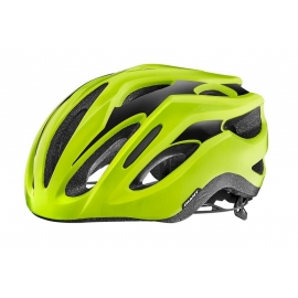 Casque velo Giant Rev comp jaune fluo