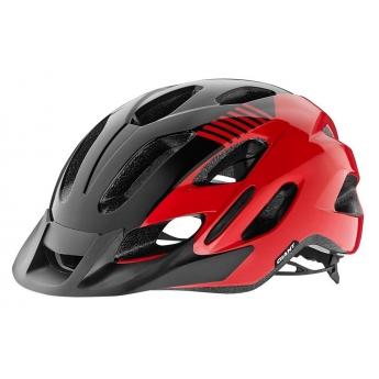 Casque vélo Giant Prompt noir/rouge