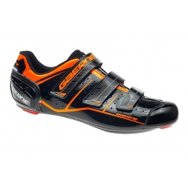 Chaussures vélo route Record Noir orange Gaerne