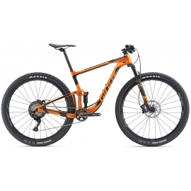 VTT tout suspendu Anthem advanced 1 29er Giant 2019