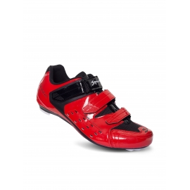 Chaussures vélo route Rodda rouge Spiuk