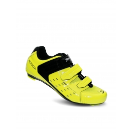 Chaussures vélo route Rodda jaune Spiuk