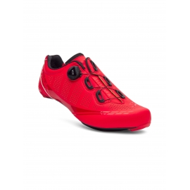 Chaussures vélo route Aldama rouge Spiuk