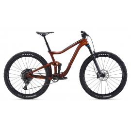 VTT tout suspendu Giant Trance advanced pro 29 2 2020
