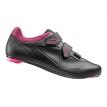 Chaussures vélo route femme LIV regalo noir