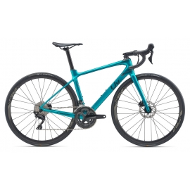 Vélo route femme Langma Advanced 2 disc 2020