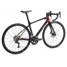 Vélo route femme langma advanced Pro 1 Disc ultegra 2019