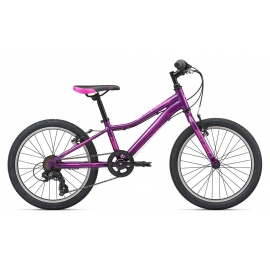 "Velo enfant 20"" VTT Enchant fille LIV rose"