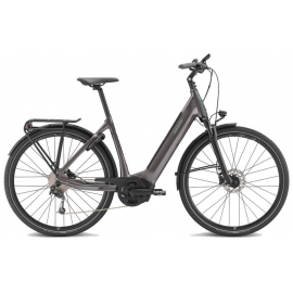 Vélo electrique ville Giant AnyTour E+2 LDS Power gris 500W 2020
