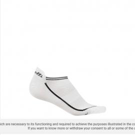 Chaussettes Trofeo 15cm noir