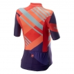 Maillot manches courtes Talento rose Castelli