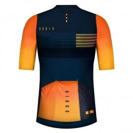 Maillot manche courte homme Cx Pro Savage Red GOBIK