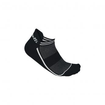 Chaussettes invisibile noir Castelli