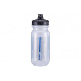 Bidon doublespring transparent bleu