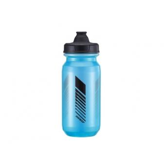 Bidon cleanspring transparent bleu 600 et 750ml