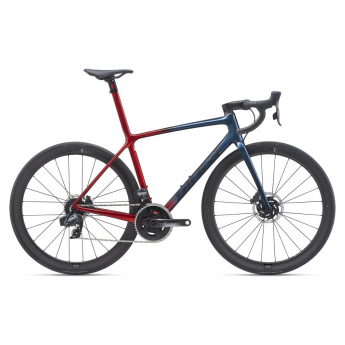 Vélo route Giant TCR Advanced SL 1 Disc 2021