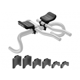 Support pour avant bras + Fixation contact SL Clip-on 31.8