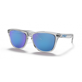 Lunettes Oakley Frogskins crystal clear