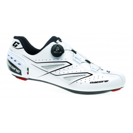 Chaussures vélo route Gaerne Tornado blanche