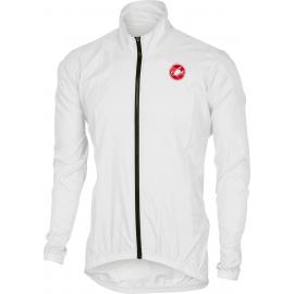 Coupe vent Castelli Squadra ER Jacket blanc