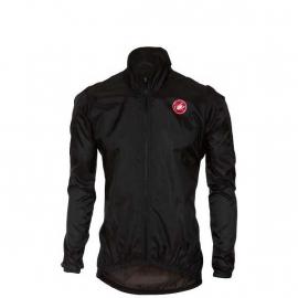 Coupe vent Castelli Squadra ER Jacket noir