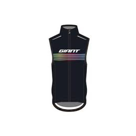 Gilet coupe vent Giant race day customize