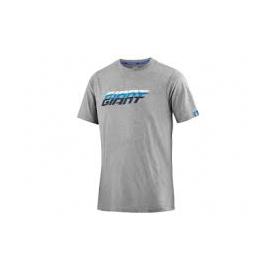 T-shirt manches courtes Gradient gris