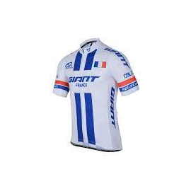 Maillot manches courtes team Giant France