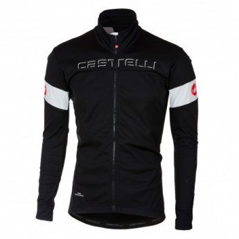 Veste Castelli Transition Noir et blanc