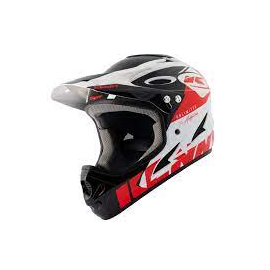 Casque BMX Kenny DH 2021 white red