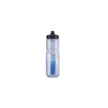 BIDON LIV EVERCOOL 600cc Transparent/Bleu