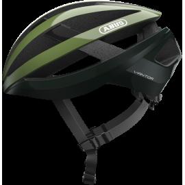 Casque vélo de route Abus Viantor opal green