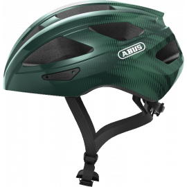 Casque vélo de route Abus macator opal green
