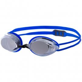 Lunettes natation Vorgee Missile silver mirrored aqua blue