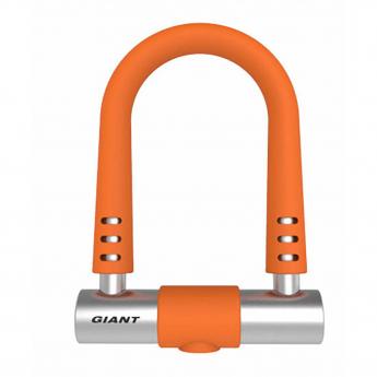 Antivol vélo U Su lock orange