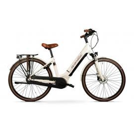 Vélo electrique ville Granville E-integrated 20 blanc