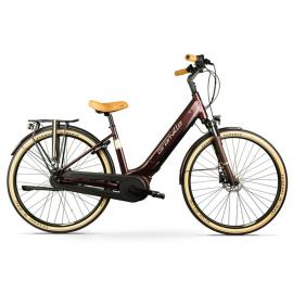 Vélo electrique ville Granville E-integrated 20 rosewood