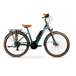 Vélo electrique ville Granville E-URBAN 30 - 400W vert amande